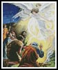 Shepherds and Angels - Cross Stitch Chart