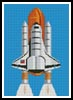 Shuttle - Cross Stitch Chart