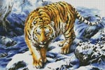 Siberian Kingdom - Cross Stitch Chart