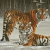 Siberian Splendour (Crop) - Cross Stitch Chart