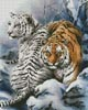 Siberian Winter - Cross Stitch Chart
