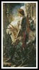 Sir Galahad 2 - Cross Stitch Chart