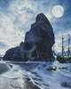 Skull Island - Cross Stitch Chart