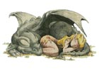 Sleeping Beauties - Cross Stitch Chart