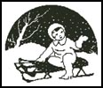 Snow Girl - Cross Stitch Chart
