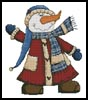 Snowtime - Cross Stitch Chart