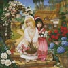 Snow White and Rose Red - Cross Stitch Chart