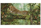 Solitary Hunter - Cross Stitch Chart