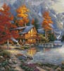 Space for Reflection (Crop) - Cross Stitch Chart