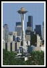 Space Needle - Cross Stitch Chart