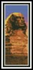 Sphinx Bookmark - Cross Stitch Chart