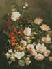 Spray of Flowers - Cross Stitch Chart