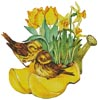 Spring Beauty 2 - Cross Stitch Chart