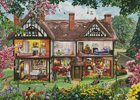 Spring House - Cross Stitch Chart