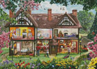 Spring House (Large) - Cross Stitch Chart