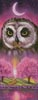 Spring Owl - Cross Stitch Chart