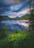 Stac Pollaidh Sunset - Cross Stitch Chart