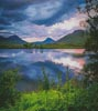 Stac Pollaidh Sunset (Crop 1) - Cross Stitch Chart