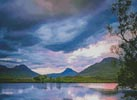 Stac Pollaidh Sunset (Crop 2) - Cross Stitch Chart