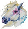 Star Horse - Cross Stitch Chart