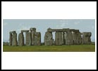 Stonehenge - Cross Stitch Chart
