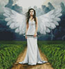 Storm Angel - Cross Stitch Chart