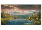 Stormy Serenity - Cross Stitch Chart