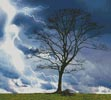 Stormy Tree - Cross Stitch Chart