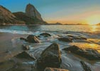 Sugar Loaf Mountain - Cross Stitch Chart
