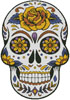 Sugar Skull - Cross Stitch Chart