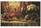 Sukkot - Cross Stitch Chart