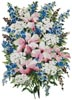 Summer Bouquet - Cross Stitch Chart