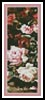 Summer flowers Bookmark - Cross Stitch Chart