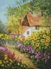 Summer Garden - Cross Stitch Chart