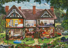 Summer House - Cross Stitch Chart
