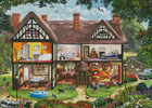 Summer House (Large) - Cross Stitch Chart