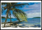 Summer Landscape - Cross Stitch Chart