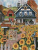 The Sunflower Inn - Cross Stitch Chart