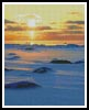 Sunset - Cross Stitch Chart