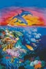 Sunset Leap - Cross Stitch Chart