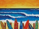 Surfs Up - Cross Stitch Chart