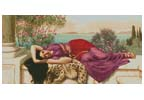 Sweet Idleness - Cross Stitch Chart