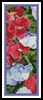 Sweet Pea Bookmark - Cross Stitch Chart