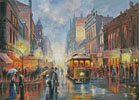 Sydney by Gaslight - Cross Stitch Chart