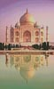 Taj Mahal Reflection - Cross Stitch Chart