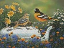 Tea Time - Cross Stitch Chart