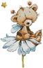 Teddy Bee - Cross Stitch Chart