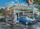 Texaco - Cross Stitch Chart