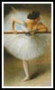 The Ballerina - Cross Stitch Chart