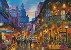 The Big Easy, New Orleans - Cross Stitch Chart